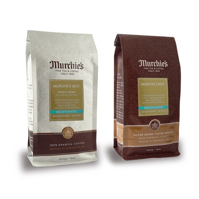Murchie's Best Decaf Coffee
