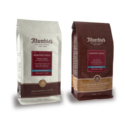 Murchie's Bold Decaf Coffee